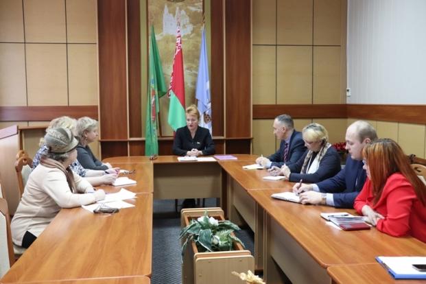 Круглый стол «О проекте Закона Республики Беларусь «О правах инвалидов и их социальной интеграции»