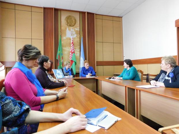 Диалоговая площадка  «О роли ОО «Белорусский союз женщин» в развитии общества и государства» 10 марта 2021 года