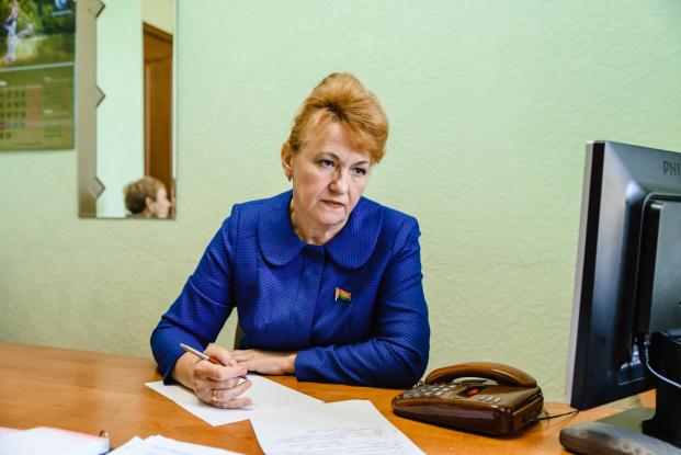 Прямая телефонная линия с избирателями 22 сентября 2020 г.