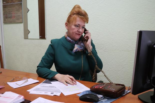 Прямая телефонная линия с избирателями 24 ноября 2020 г.