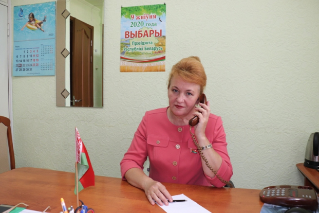 Прямая телефонная линия с избирателями 21 июля 2020 г.