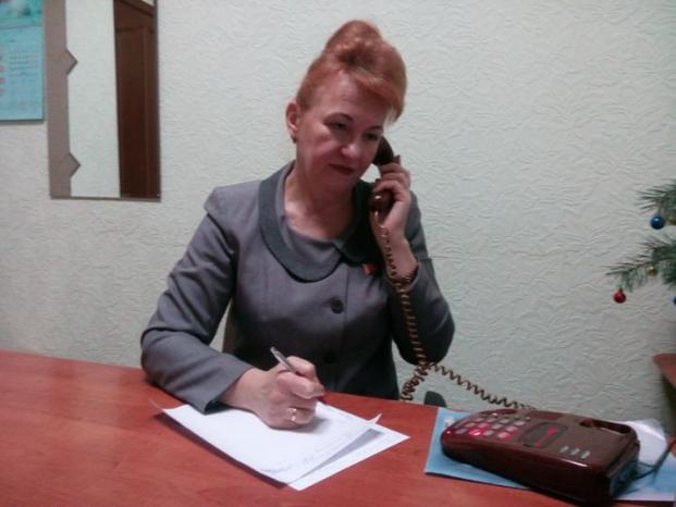Прямая телефонная линия с избирателями 30 декабря 2020 г.