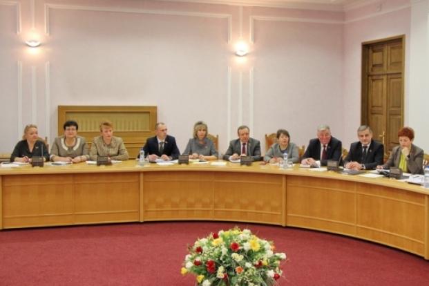 Участие в расширенном заседании Постоянной комиссии Палаты представителей по труду и социальным вопросам
