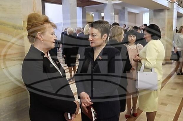 Обмен мнениями с коллегами-депутатами по итогам встречи с Президентом Республики Беларусь А.Г.Лукашенко 26 мая 2021 года
