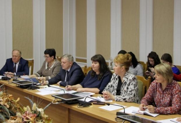 Участие в расширенном заседании Постоянной комиссии Палаты представителей по здравоохранению, физической культуре, семейной и молодежной политике 4 марта 2020 г.