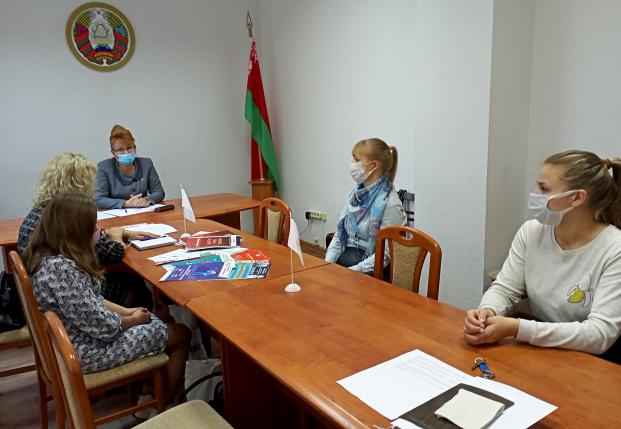 Проведение 24 сентября 2021 года круглого стола «Милосердие – это готовность делать добро», приуроченного к 100-летию образования Белорусского Общества Красного Креста