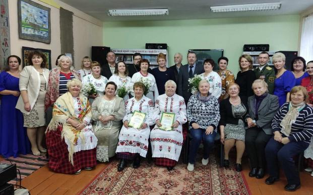 Участие 23 сентября 2021 года в празднике «Мы – единое целое!» в библиотеке деревни Богатырская