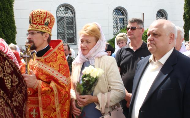 Участие 5 июня 2021 года в торжествах, посвященных Дню памяти преподобной Евфросинии Полоцкой
