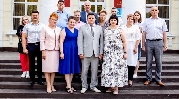 Прием делегации Парламентского Собрания Союза Беларуси и России 17 июля 2021 года
